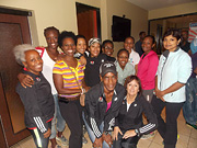 Trinidad and Tobago International Pre-Marathon Get-Together
