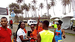 Sea to Sea Marathon Tobago