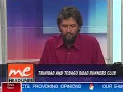 TV6 Road Runners Interview